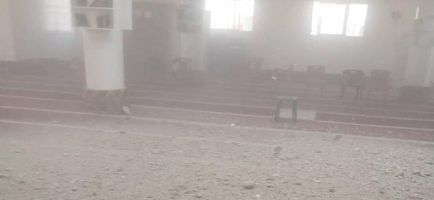 Suriye: Şii milisler namaz esnasında Saad bin Ebi Vakkas Camii'ni vurdu