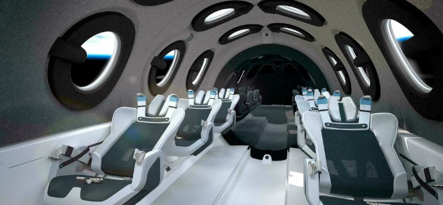Virgin Galactic, uzay yolculuğu için tek kişilik bilet fiyatını açıkladı