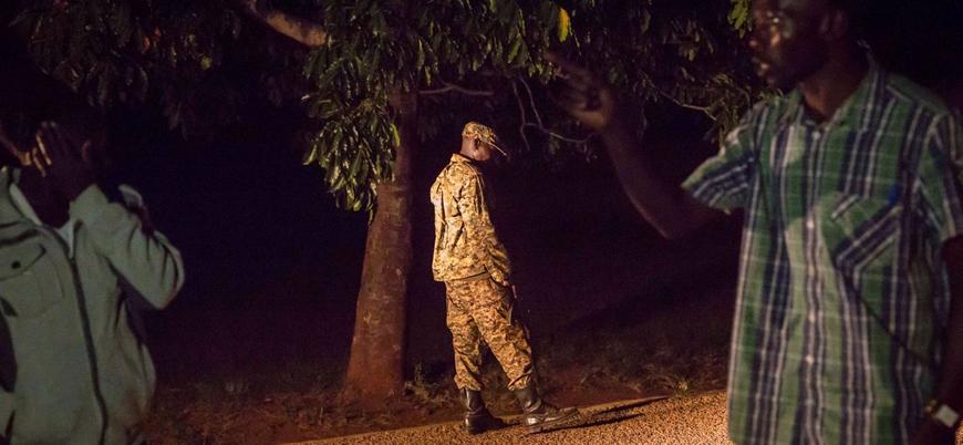 Uganda'da 219 mahkum hapishaneden kaçtı