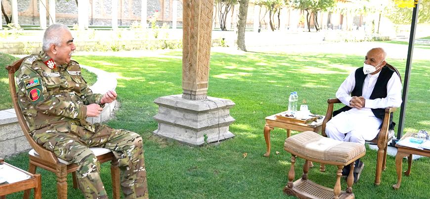 """Afganistan'da Gani-Dostum görüşmesi: """"Askeri hal ilan edilecek"""""""