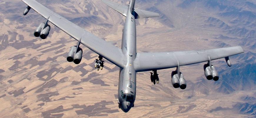 ABD, Katar ve Pakistan üzerinden Afganistan'ı bombalıyor