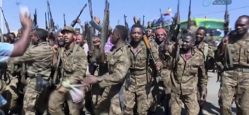 Tigray Halk Kurtuluş Cephesi, Etiyopya'nın başkentine ilerliyor