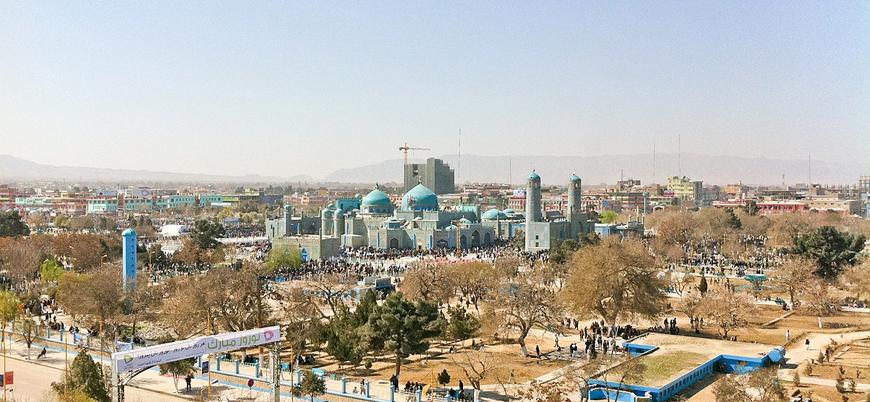 Taliban, kuzeyin en büyük şehri Mezar-ı Şerif kapılarında