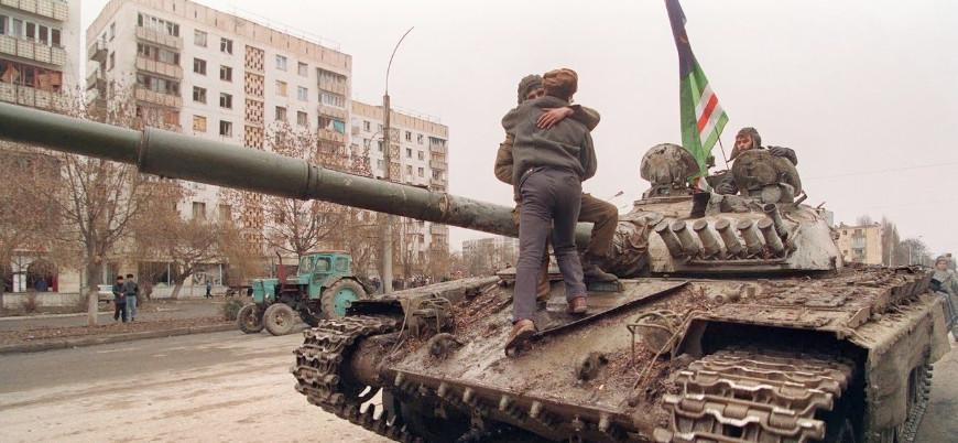 10 Ağustos 1996: Çeçenlerin büyük Grozni zaferi