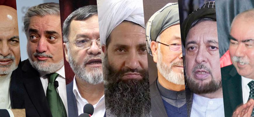 Afganistan savaşında liderler ve aktörler kim?