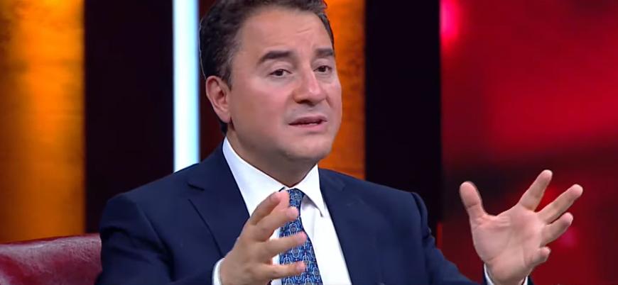 Babacan: Suriye'deki sıkıntıda Türkiye'nin bir miktar payı var