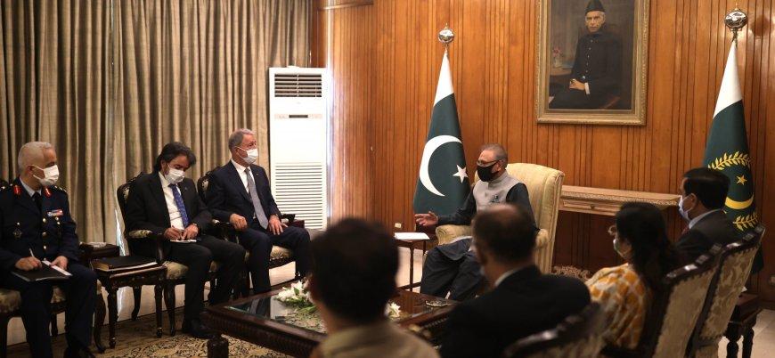Gündem Afganistan: Savunma Bakanı Akar Pakistan'da