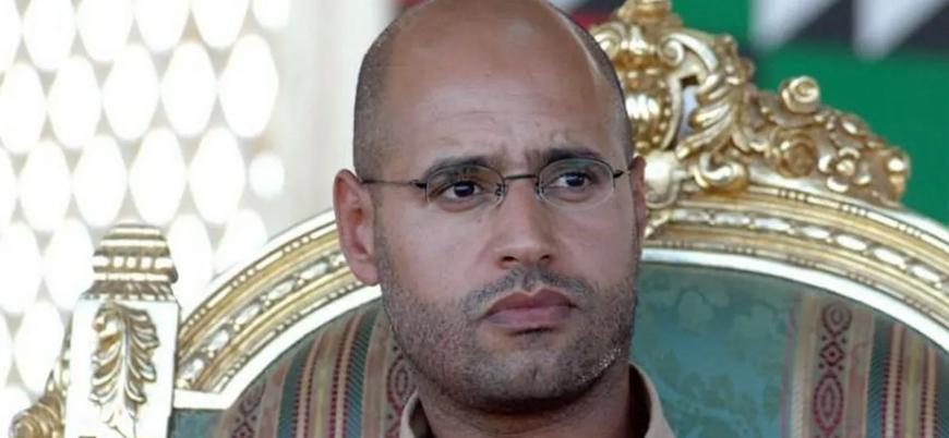 Muammer Kaddafi'nin oğlu hakkında yakalama kararı