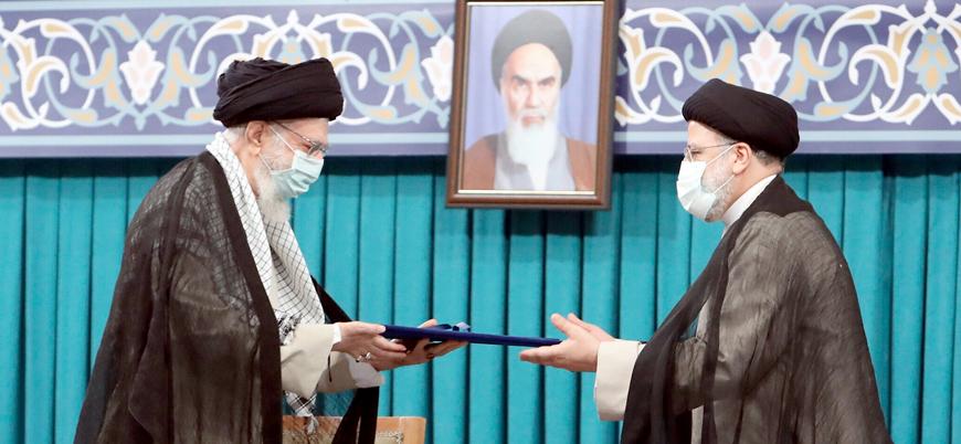 """""""İran'da kabineyi Reisi değil Hamaney kurdu"""""""