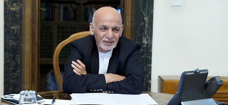 """Kabil yönetimi lideri Eşref Gani'den """"savaşa devam"""" kararı"""