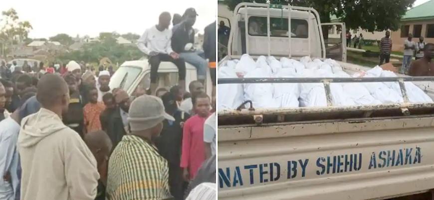 Nijerya'da Müslümanlara yönelik katliam: 23 ölü
