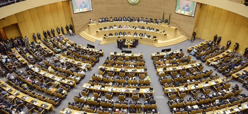 İsrail'e gözlemci statüsü tanınması Afrika Birliği'ni karıştırdı