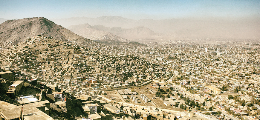 Taliban Afganistan'ın başkenti Kabil'i ele geçirdi