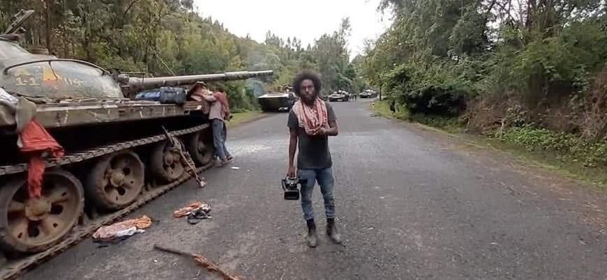 Tigray güçleri Etiyopya'nın başkentine ilerliyor