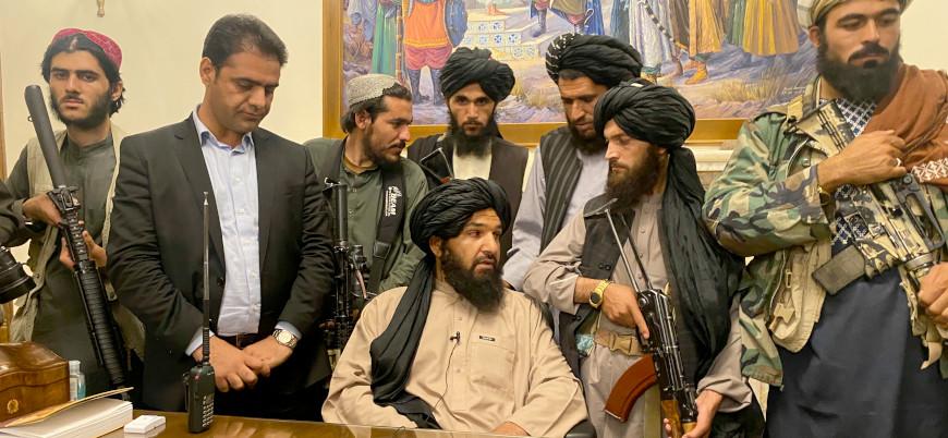 Afrika'daki El Kaide yapılanmalarından Taliban'a tebrik