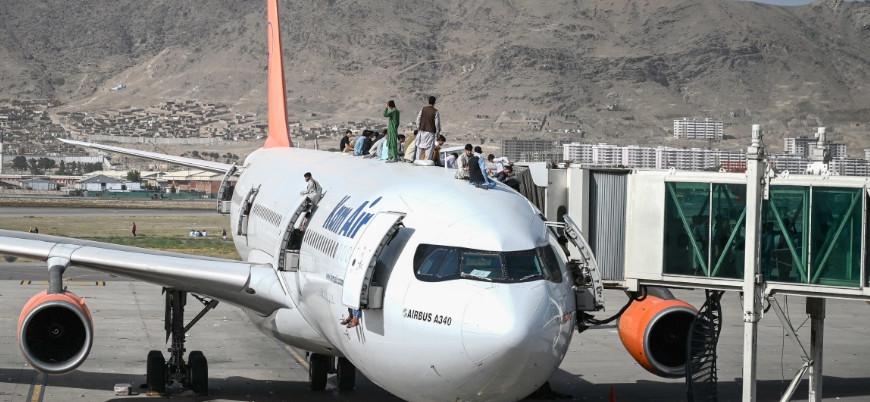 ABD Afganistan tahliyesini hızlandırıyor