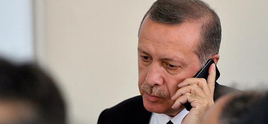 Erdoğan-Miçotakis arasında telefon görüşmesi