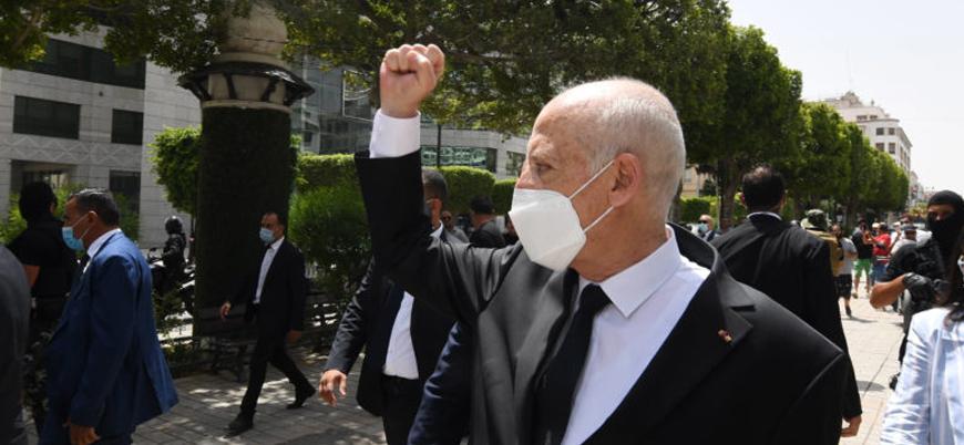 Tunus: Cumhurbaşkanı Said'in meclise yönelik darbesinde süre uzatıldı