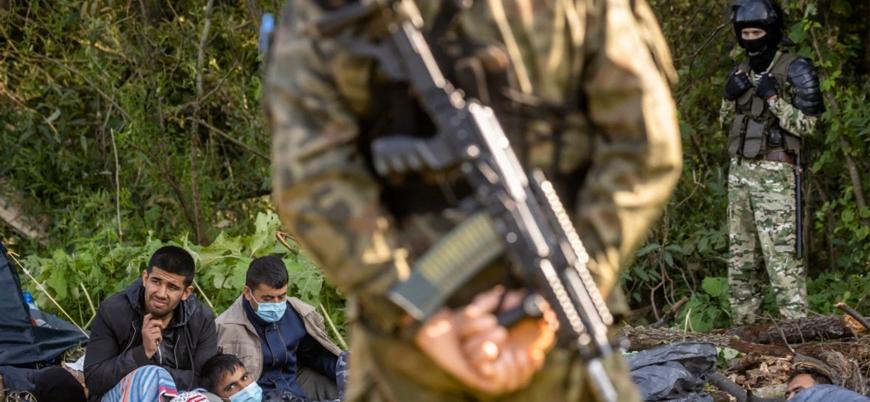 Polonya, Belarus sınırına duvar örüyor