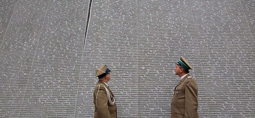 Ukrayna'da Stalin döneminden kalma toplu mezar bulundu