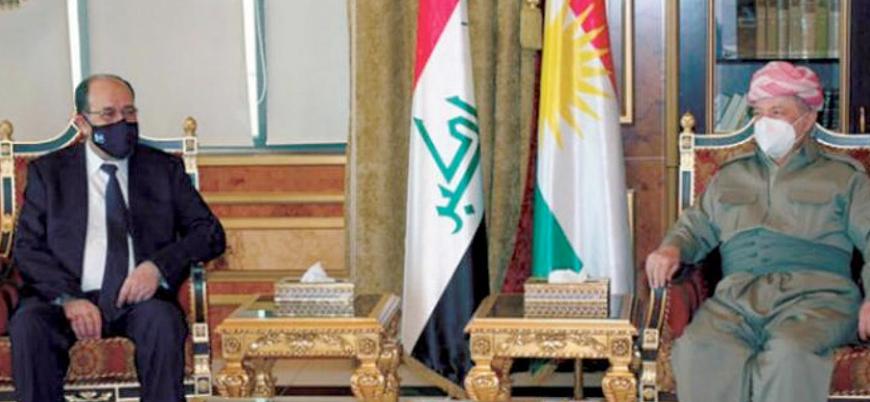 Irak: Yeniden başbakanlığa hazırlanan Maliki'den Barzani'ye önemli ziyaret