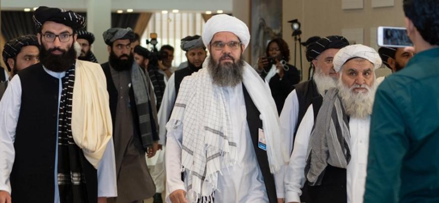 Katar'da Taliban ile Fransa arasında görüşme