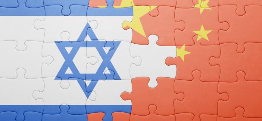 ABD İsrail'i Çin'e mi kaptırıyor?