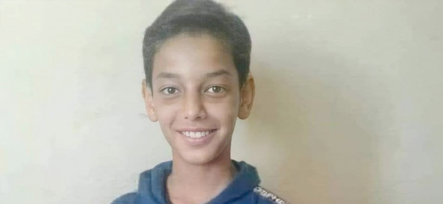 Gazze: 12 yaşındaki Filistinli çocuk İsrail tarafından öldürüldü