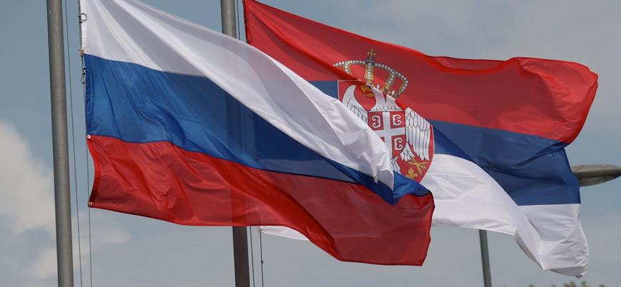 Rusya Bosna'da aşırı sağcı Sırp grupları destekliyor