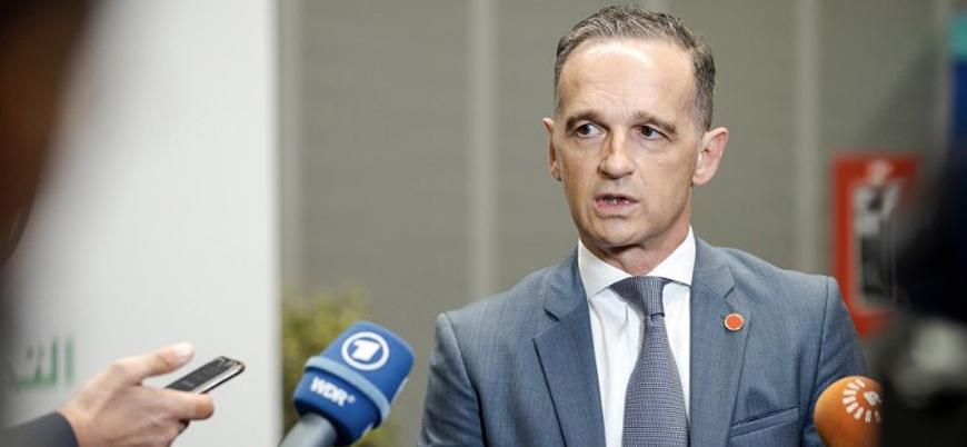 Almanya Dışişleri Bakanı Maas'tan Türkiye'ye ziyaret: Gündem Afganistan