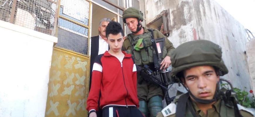 İsrail bu yıl bini aşkın Filistinli çocuğu tutukladı