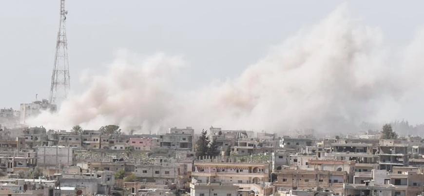 Rusya destekli Esed rejimi İdlib ve Dera'ya saldırıyor