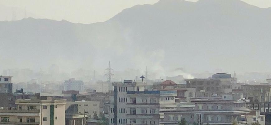 ABD'den Afganistan'ın başkenti Kabil'de sivil katliamı: 9 ölü