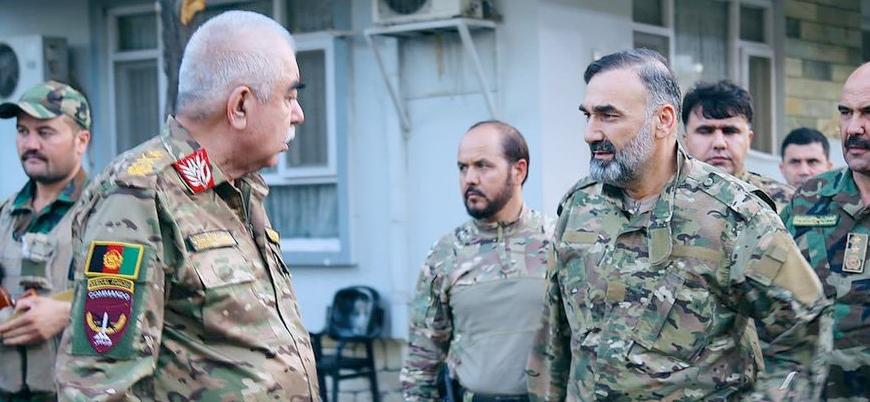 """""""Raşid Dostum ve Atta Nur, Taliban ile müzakere ve anlaşma arayışında"""""""