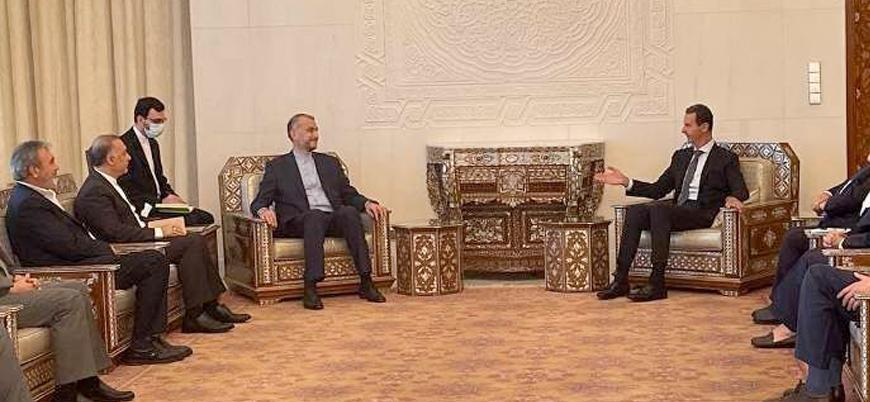 İran'ın yeni Dışişleri Bakanı, Suriye'de Beşar Esed'i ziyaret etti