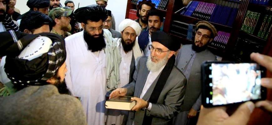 Afganistan: Hikmetyar'dan Taliban'ın kuracağı yönetime tam destek