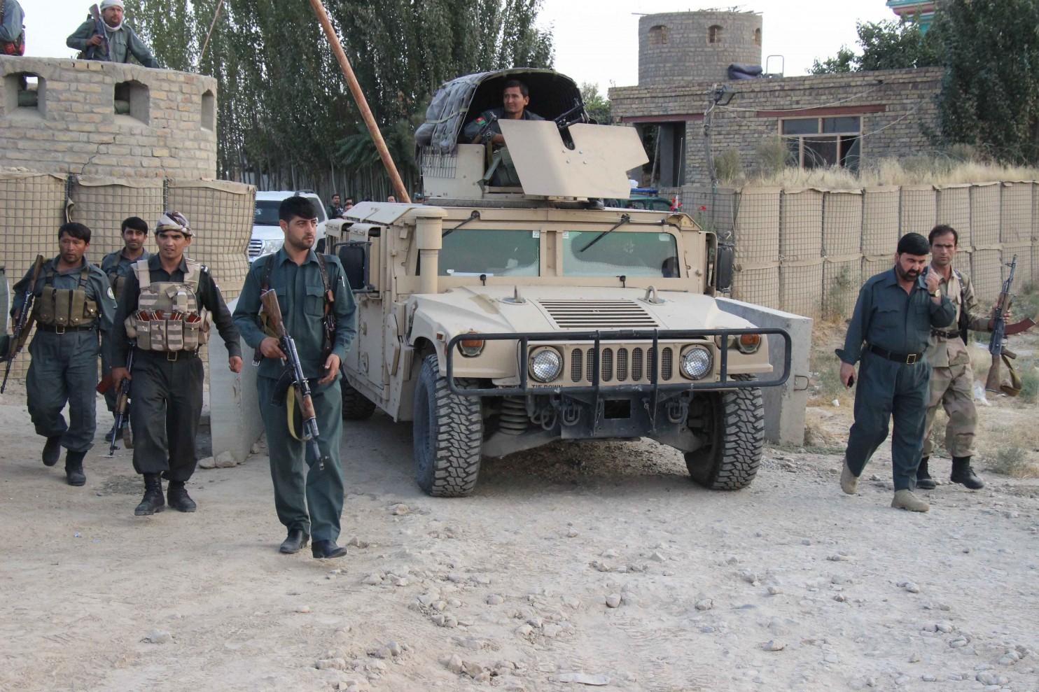 Taliban'dan Kandahar saldırısı