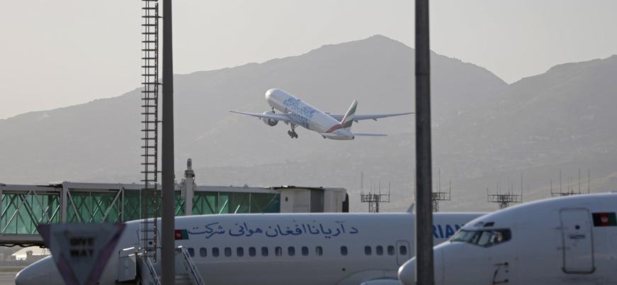 Katar heyeti Taliban ile havalimanı görüşmeleri için Kabil'de