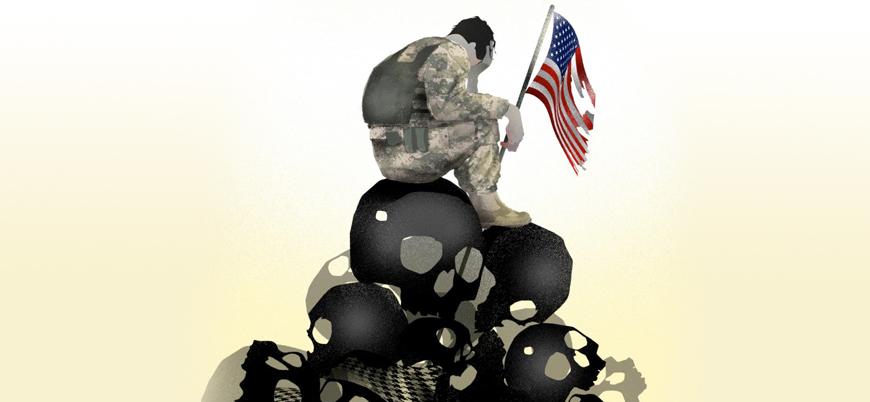 """ABD'nin """"terörle savaş"""" siyasetinin sonucu: 365 bin ölü asker, 8 trilyon dolar kayıp"""