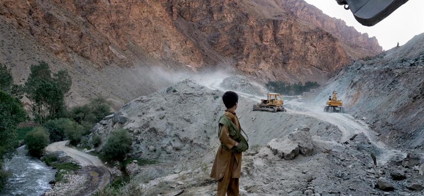 """""""Çin yatırımları Afganistan'ın yeniden inşası için çok önemli"""""""