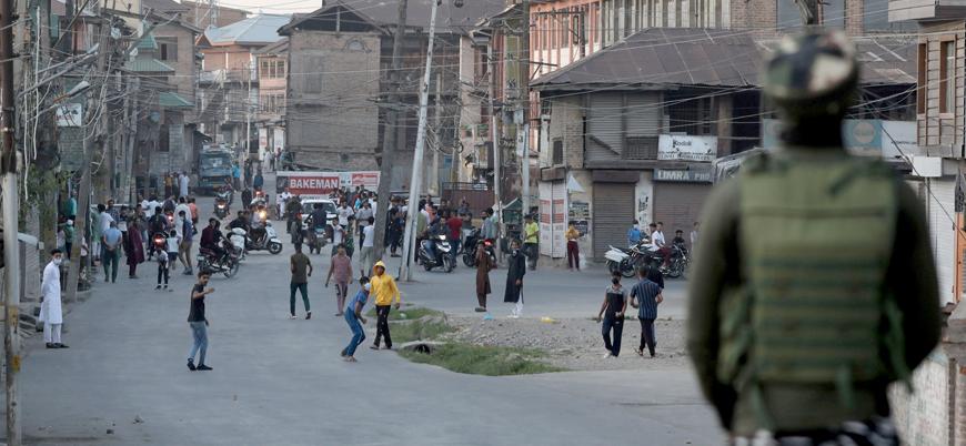 Keşmir: Bağımsızlık yanlısı liderin ölümü sonrası gerilim artıyor