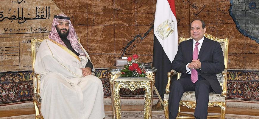 İsrail'den ABD'ye uyarı: Mısır ve Suudi Arabistan'a yumuşak davranın