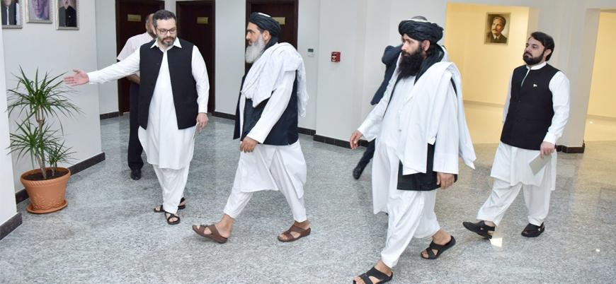 Taliban yabancı ülkelerle diplomatik temaslarına hız veriyor
