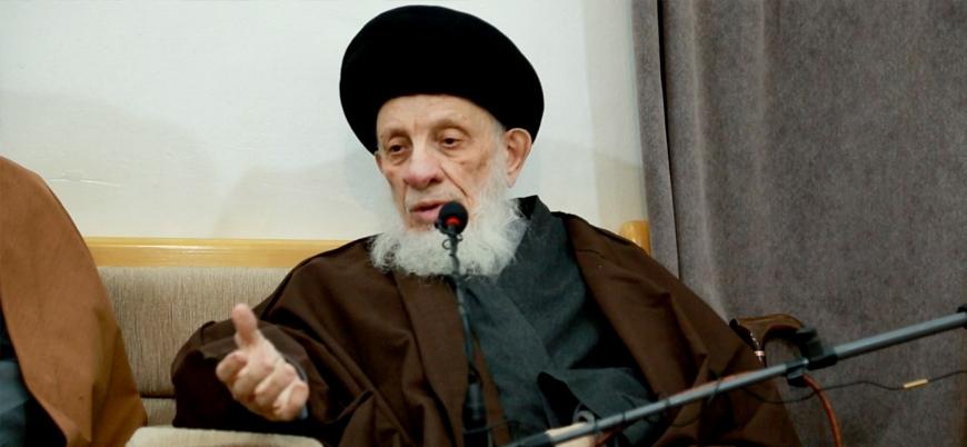 Irak'ın iki numaralı Şii mercii Muhammed Said el Hakim öldü