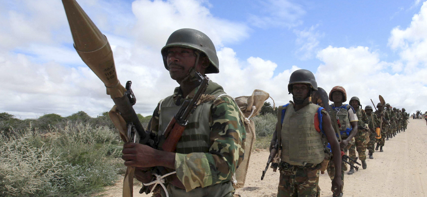Somali: AMISOM güçleri iki önemli askeri merkezden çekiliyor