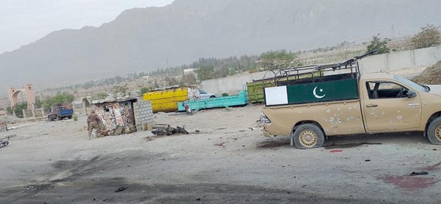 TTP'den Pakistan'da askeri güçlere bombalı saldırı