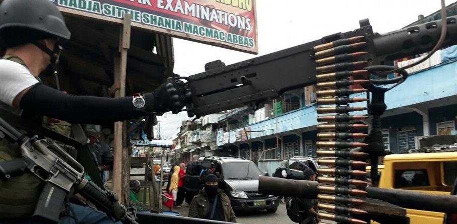 IŞİD Filipinler'de saldırıya geçti