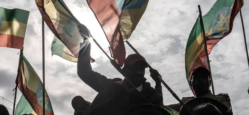Sudan: Rusya'dan Etiyopya'ya silah taşıyan uçağa el koyduk
