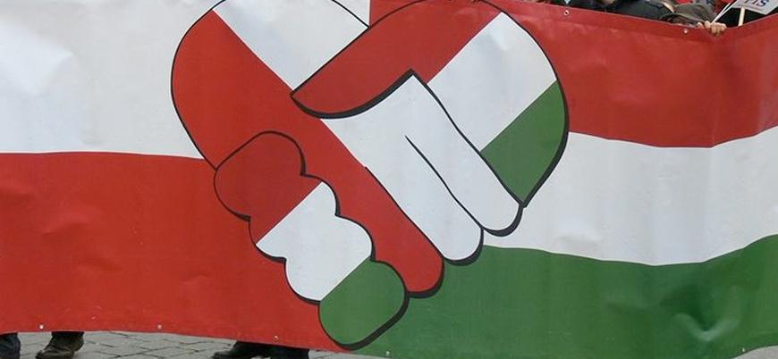 Macaristan'dan, AB'nin yaptırım kararı aldığı Polonya'ya destek