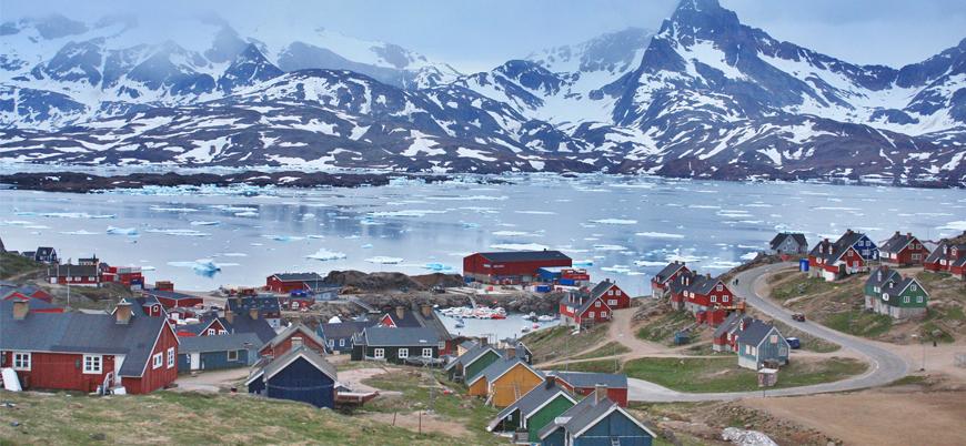 Gerekçe şiddet olaylarını önlemek: Grönland'ın bir kasabasında içki yasağı